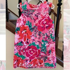 Girls Lily Pulitzer dress